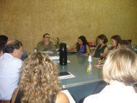 Reunião para a criação do Comitê de Ensino - COEN